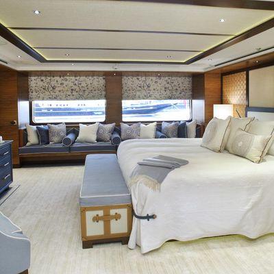 Baton Rouge Yacht Master Stateroom