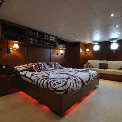 Devils Advocate Yacht