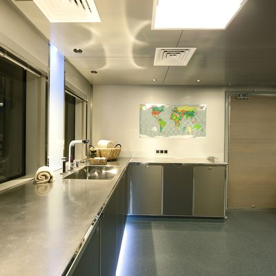 Naia Yacht Galley - Counters