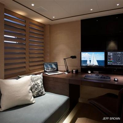 Twizzle Yacht Master Office