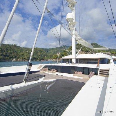 Hemisphere Yacht Trampolines