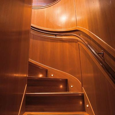 Heritage Yacht Staircase