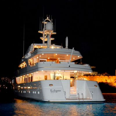 Eclipse Yacht Charter Price Feadship Luxury Yacht Charter