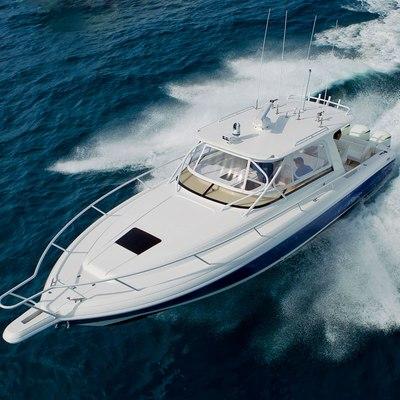 Silver Cloud Yacht Tender