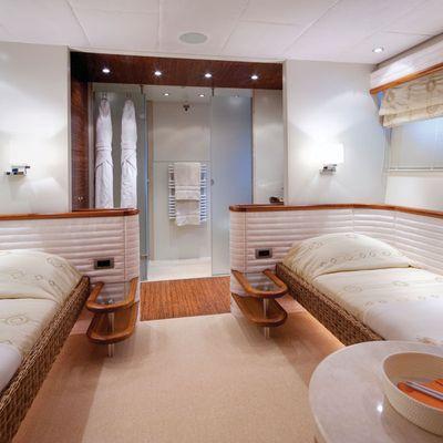 Northlander Yacht Twin Stateroom