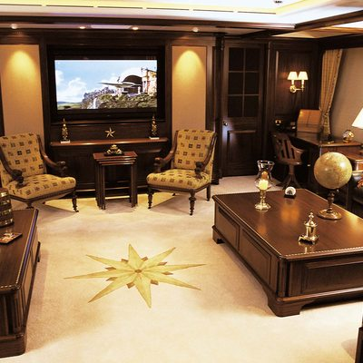 Paraffin Yacht Lounge - Screen