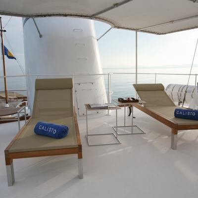 Calisto Upper Sundeck