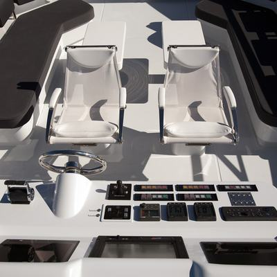 Quantum Yacht Flybridge Seating