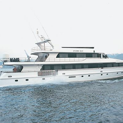 Golden Head Yacht Side View