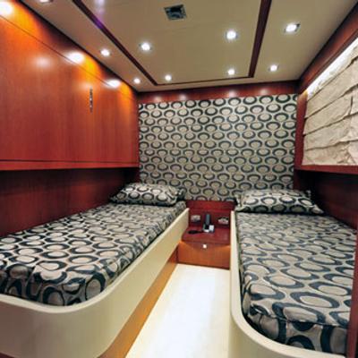 Marnaya Yacht Twin Cabin
