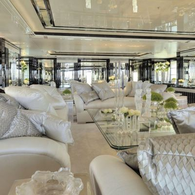 Silver Angel Yacht Salon