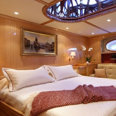Marie Yacht VIP Stateroom