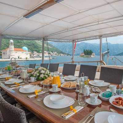 Sadri Usta 1 Yacht
