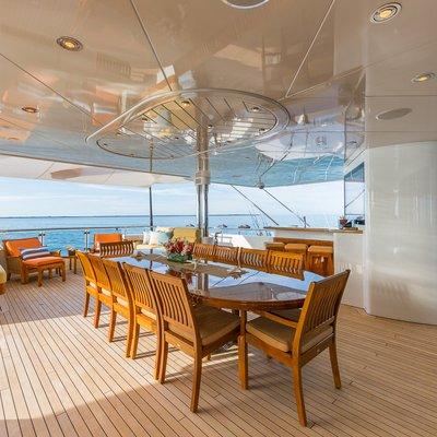 Hospitality Yacht