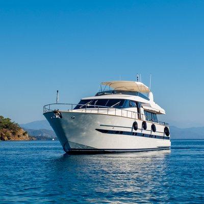 Barbarossa Moratti Yacht