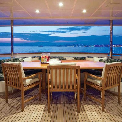 One More Toy Yacht Main Aft Deck