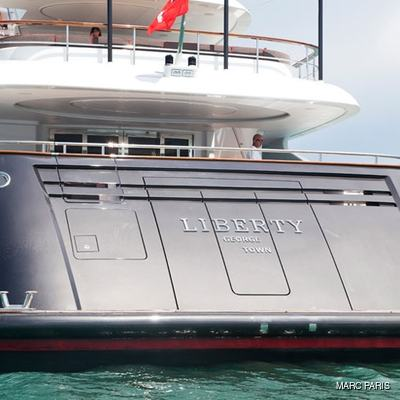 Liberty Yacht Stern
