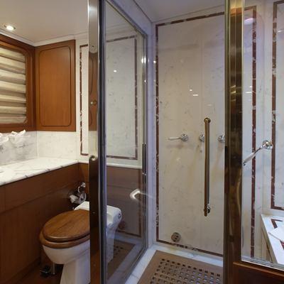 Antara Yacht Shower Room