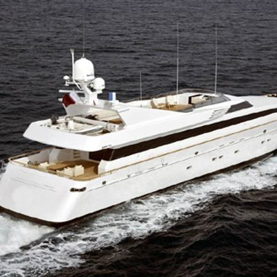 Mabrouk Yacht Upper view
