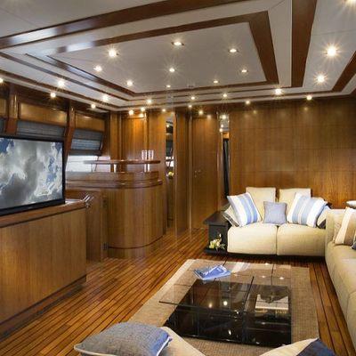 Sima Yacht Skylounge - Screen