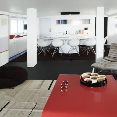 Berzinc Yacht Main Salon