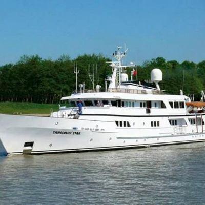 Sanssouci Star Yacht Profile