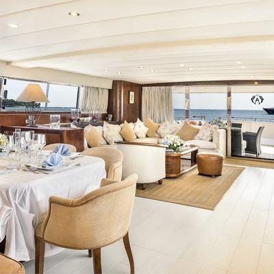 Antisan Yacht