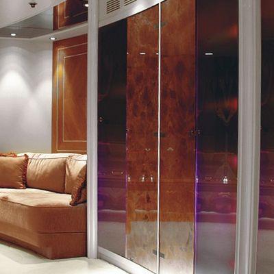 Elegant 007 Yacht Stateroom - Storage