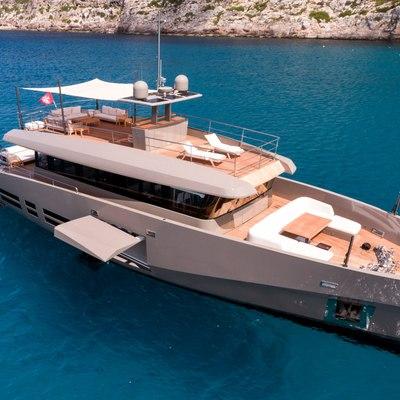 WallyKokoNut Yacht