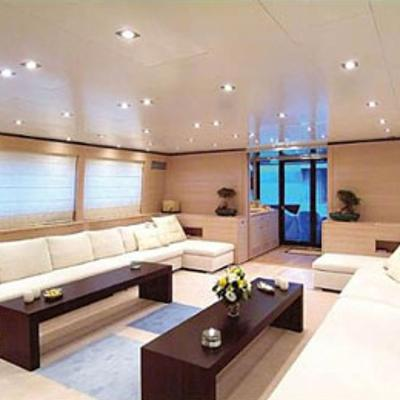 Seakid Yacht Salon Seating & Table