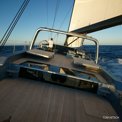 Sharlou Yacht Deck View
