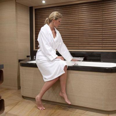 Spirit Yacht Private Bath