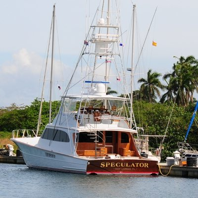 Speculator Yacht