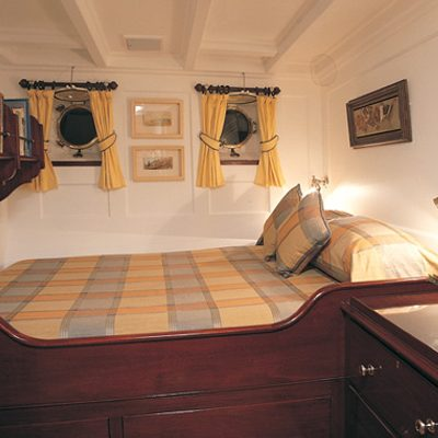Fair Lady Yacht Guest Stateroom