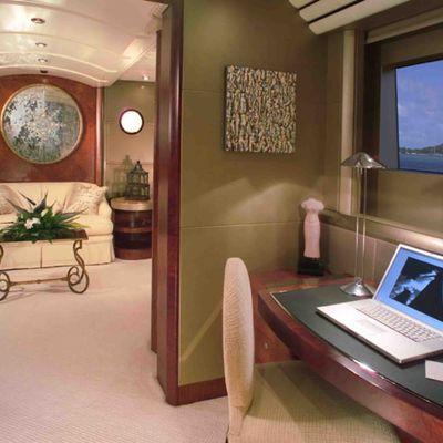 Silver Dream Yacht Master Study