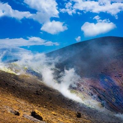 Rejuvenate on the islands of Salina and Vulcano