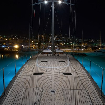 A Sulana Yacht Underwater Lights - Deck
