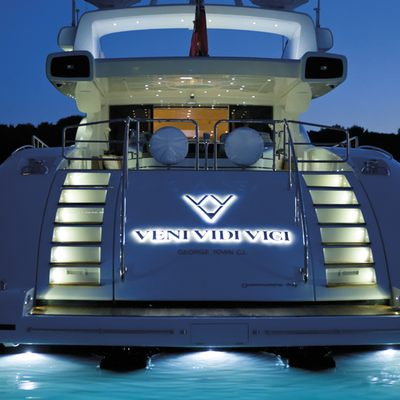 Veni Vidi Vici Under Water Lights