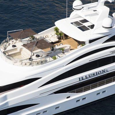 Illusion V Yacht