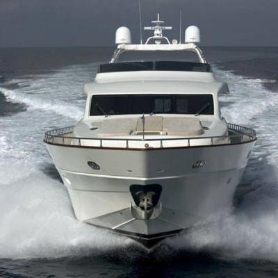 Anassa A Yacht