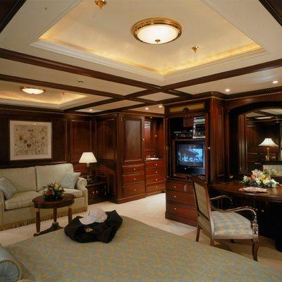 Freedom Yacht Private Salon