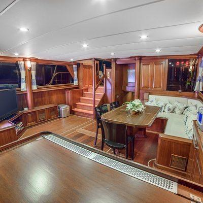 Dea Delmare Yacht