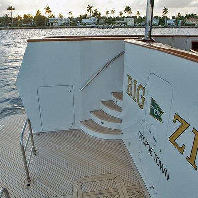 Aquasition Yacht Swim platform