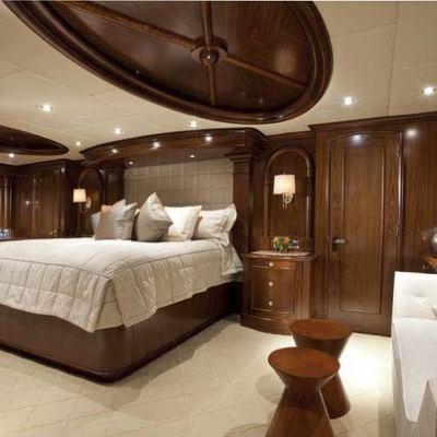 Wheels Yacht Master Stateroom