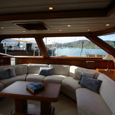 Mystery Yacht