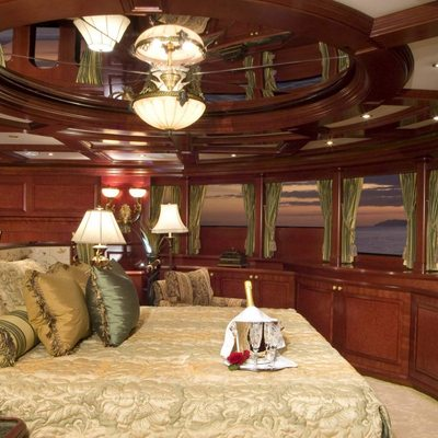 Amarula Sun Yacht Master Stateroom