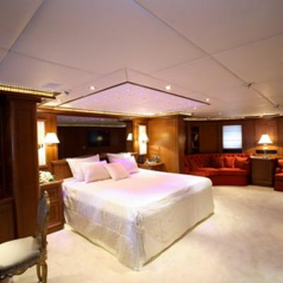 Loretta Yacht Master Stateroom