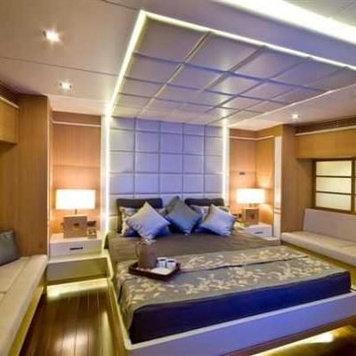 Zelda Yacht Guest Stateroom