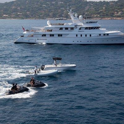 Shake N Bake TBD Yacht Tenders