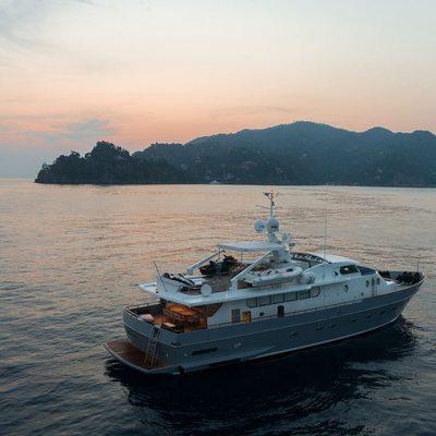 R. Paolucci Yacht